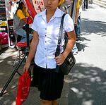 バンコクの女 – Poo 27歳〜その4